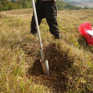 Caracterización de suelos, sedimentos, aguas y residuos